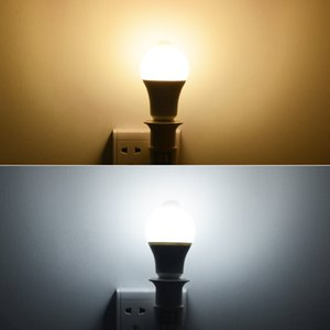 E27 LED PIR Motion Sensor Night Light 5W 7W 9W 12W 18W sensor Lamp Bulb Sensor Night Lamp for Car Parking Bathroom home Lighting
