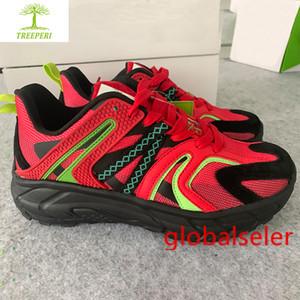 2020 new Treeperi chunky 10 mens black silver grey yellow khaki gym red fashion luxury men women designer sneakers EUR 36-44