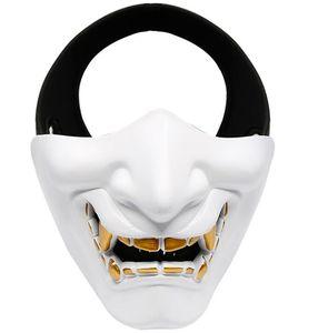 Halloween Ridere Prajna tattica maschera progettista COS Devil Horror Smorfia Maschio e Maschera Adulta fronte mezzo