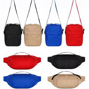 Bel Çantası Çok fonksiyonlu Erkekler Messenger Çanta En Kaliteli Nakış Harfler Göğüs Çanta Unisex Spor Açık Bel Kemer Çanta Omuz Çantaları