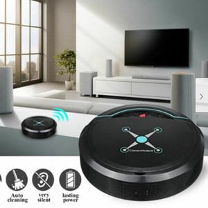 Вакуумные уборщики Мини Самостоятельно навигационная аккумуляторная смарт-робот Cleaner Auto Sweeper Edge Clean для домашнего офиса диван постельное белье.