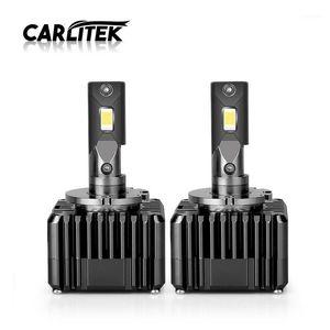 CARLitek D3S Led Headlamp Bulb 12V 6000K Car Headlight Led D1S 20000LM 50W Super Bright Car Light Source Right Left Bulb1