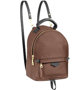 Mini Sırt Çantası Lady Hakiki Deri Tasarımcı Sırt Çantaları Moda Geri Paketi Fow Kadın Çanta Mini Omuz Çanta Çapraz Vücut Çanta