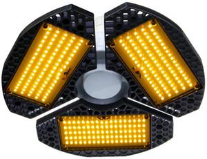 UFO LED가 빛을 성장, 방수 360 ° 조명 분야와 E27 100W 클로버 Sunlike 전체 스펙트럼 공장 등이 최신 식물에 대한 꽃 꽃