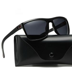 Brand Design Polarized Sunglasses Men Classic Driving Sun Glasses Vintage Square Sunglass UV400 Shades gafas de sol hombre
