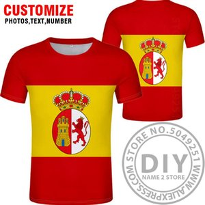 SPANSAN EMPIRE футболка бесплатное пользовательское имя Испания Immio T рубашка Бургундская латиноаноямановая католическая монархия печать флаг крест одежда WMTMRK