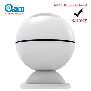 Coolcam NAS-PD01Z Z-Wave Plus Capteur de mouvement PIR + Température Accueil Automatisation Z Système d'alarme Wave Système Capteur de mouvement EU 868.4MHZ