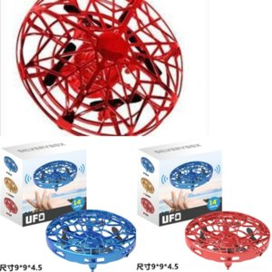 7OO Expédition Promotions intelligentes UFO Saur Control Fly Fly Remote Creative Escalade Toy Super Wall Vente Novelty Creative geste