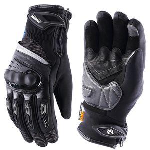Gants de moto Hiver Masontex Hiver Thermal Étanche Hommes Femmes Équipe Everable Everod Soudry Touchscreen Gants Q0111