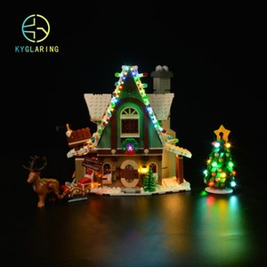 Kygling Kit de lumière LED pour lego 10275 (non inclure les blocs de blocs) C0120
