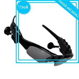Agele Smart Glasses Estéreo Sports Wireless Bluetooth V4.1 Auriculares Gafas de sol al aire libre Players de música manos libres para Android iOS