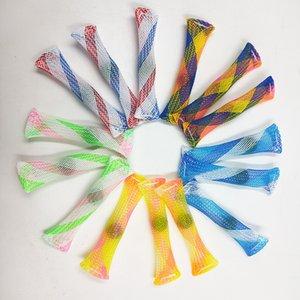 Treillis tissé pinball pinc pincement amusant tirant le tissage filet marbres jeu chaud vente de ventilation jouets cadeau de l'enfant