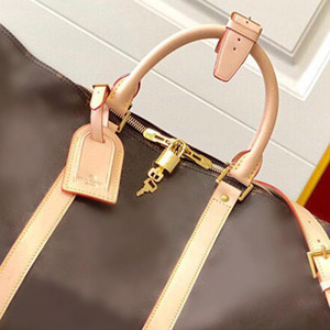 Luxurys Kitbag Mode Cuir Duffel Sac de voyage Sac Tote Designers 45 Sacs à main Sacs originaux 55 cm Grands Men 2021 50 Bandoulière Bandoulière Ba Pwod