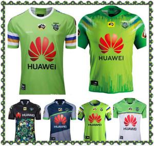 2020 NINES JERSEY NRL Rugby League Trikots 2019 Canberra Assauter Super Rugby Jersey Größe: S-3XL