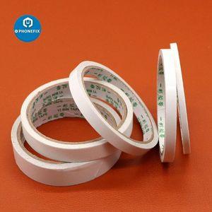 8M Çift Yapıştırıcı Bant Kağıt Süper Güçlü Çift Yüzlü Yapıştırıcı Bant Ultra ince Yüksek yapışkan Pamuk LWis # Çift taraflı Taraflı