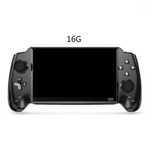 Portable Game Players X20 Handheld Console 7 Inch Screen Retro Joystick Support TF Double Player1