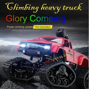 RC Car 1:16 Remote Control High Speed Truck Heavy Off-Road Vehicle Camera Toys for Children 201104