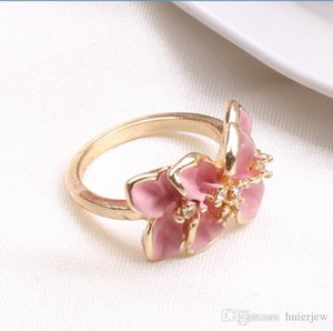 Engagement Rings exquisite gold with zircon,fashion romantic Rings