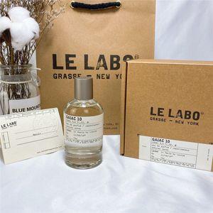 Новейшее высокое качество 100 мл Le Labo Rose Series Perfume Santal Bergamote поднялась длительный аромат Noir с быстрой доставкой