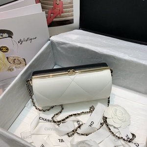 AS1926 hot-selling new ladies' shoulder bags, Paris, France, high-end customized quality leather oblique cross-bag fashion style