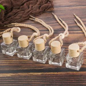 Woodiness Frasco de Perfume Vazio Originalidade Carro Interior Artigos Pingente Multi Projetos Cristal Essencial Difusor Frascos New 0 7QH K2