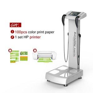 Vendita calda Body Fat Analyzer Machine Body Composition Analyzer Machine Body Composition Body Analyzer Bilancia Spedizione gratuita