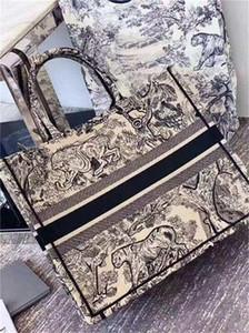 Bolsos de la noche Bolsos Libro Tote Ladies Bolsos clásicos de gran capacidad Retro estilo étnico lienzo hecho a mano bordado patrón bolsa # 2021 #