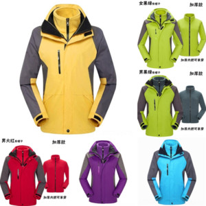 hCbhigh quality Solid Women Outdoor Jacket Wild Cotton Casual Fashion Color Suit coat Ladies outdoor Jacket V-neck designe Bat
