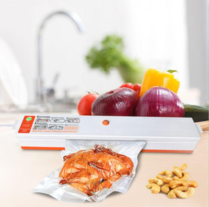 TINTON LIFE Vacuum Food Sealer With 10pcs Vacuum Sealer Bags for free Household Vacuum Food Sealing Machine FY7385 Free Shipping Convient