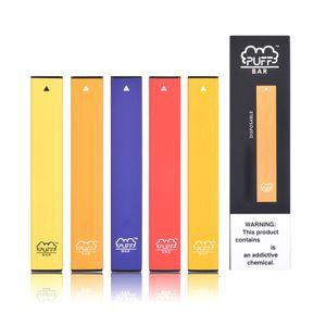 Sture Bar Стартовый комплект Одноразовый Vape Pen 1.3ML 280MAH Аккумуляторная батарея Префилирует Pod E Cigarettes Peavorizer Ручки с новейшей упаковкой