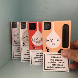 Myle Mini Disposable Pod Device 2pcs In Pack Best Disposable E Cigs 1.2mL Built-in Pod VS Myle Mini2