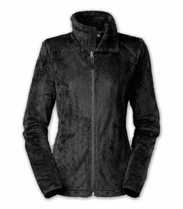 Inverno Mulheres macio velo Osito Jaquetas Casacos Moda Quente Casual Ski para baixo jaquetas Coats face Mulheres Homens Crianças roupas de grife y35P #