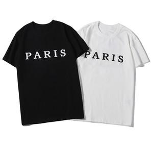 2020 Nuovi T-shirt stampati di lusso T-shirt da uomo e donna Design Design T Shirt T-shirt Donna T-shirt Alta qualità Bianco e nero S-XXL