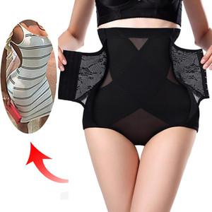 butt lifter Waist trainer women shapewear shorts tummy shaper corset binders slimming underwear body shaper pulling pantie