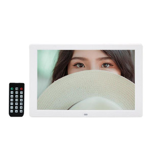 12.1 Inch Digital Photo Frame Video Audio Mult-Media Player MP3 MP4 Photo Frames Back-light Electronic With Remote Control