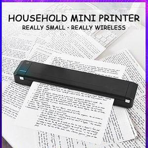 Ödev Yazıcı Küçük A4 Öğrenci Kullanım Cep Telefonu için Bağlan Ev Wifi Mini Taşınabilir Yanlış Soru Bluetooth Portable Office