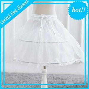 Niños Blanco Petticoat Dress Bald Edge Solid Edge Flexible Tail Tail Transkirt Subskirt For Girls Drag Vestido S