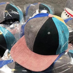 Fashion 1 97 Sean Wotherspoon SW Hat Embroidery Rainbow Cap Street Outdoor Travel Fishing Cap Fashion Casual Hat HFYMMZ005