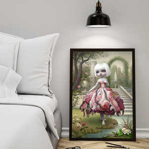 Incarnationes By Mark Ryden Surrealism Art Canvas Poster Painting Oil Wall Picture Print Modern Home Bedroom Decoration Artwork