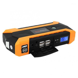 Portable 12V Car Jump Starter Battery Charger 20000mAh Emergency Power Bank Multifunction Accesorios Automovil New1