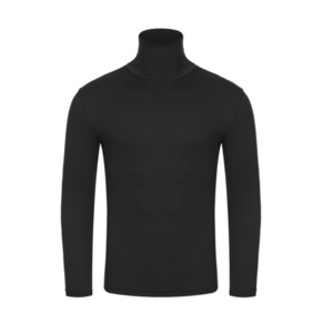 2020 New Autumn Winter Men'S Sweater Men'S Turtleneck Solid Color Casual Sweater Men's Slim Fit Brand Knitted Pullovers LJ201009