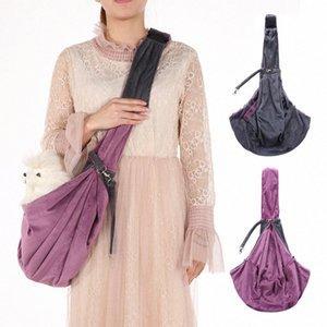 GLORIOUS KEK собака сумка для путешествий Реверсивного собака Перевозчик Слинг для маленьких собак Hands Free Puppy путешествия рюкзака Tote с ремнем безопасности 686k #