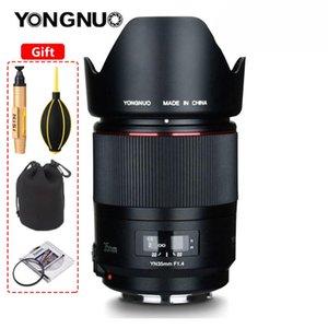 YONGNUO YN35MM F1.4 Obiettivo grandangolare lente per Canon brillante Apertura Primo DSLR per obiettivo Canon 600D 60D 5DII 5D 500D 400D