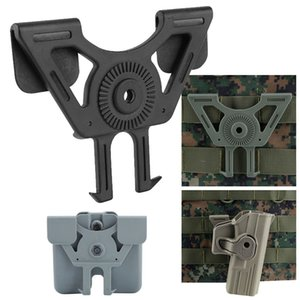 Tactical Airsoft Gear Vest Molle Accessory Tactical Vest Clip Holster Platform NO06-138
