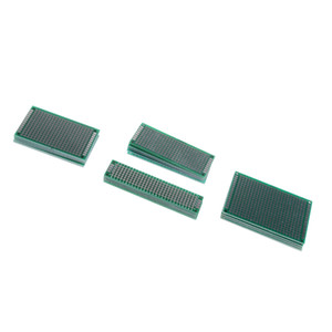 الوجهين 20PCS النموذج PCB مزدوجة حلبة المجلس اللوح 5X7 4X6 3x7 2x8cm
