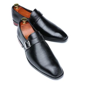 Italian Mens Leather Shoes Dress Shoes Groom Wedding Man Office Loafers Casual Oxford Plus Size 48