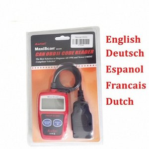 Autel OBD2 Maxi MS309 CAN BUS Codeleser EOBD OBD II Diagnosewerkzeug MS309 KW806-Code-Scanner PK OM121 AD310 MS300 uOjg #