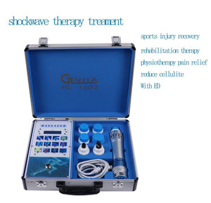 Hot Sale Portable Body Massage ED Electromagnetic Extracorporeal Shock Wave Therapy Machine Pain Relief Massager Host Separable equipment