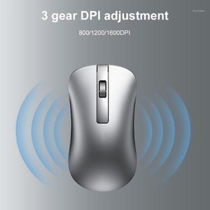 2.4G Wireless Mouse Bluetooth Mouse 4 Button 1600 DPI Silent Ergonomic Rechargeable Mini USB Optical Mice For PC laptop1