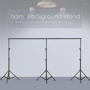 3MX7M / 10FTX23FT PRO FOTURA FOTOGRAFÍA FONDO FONDO SISTEMA DE APOYO Soportes para fotos de video Foto de estudio +